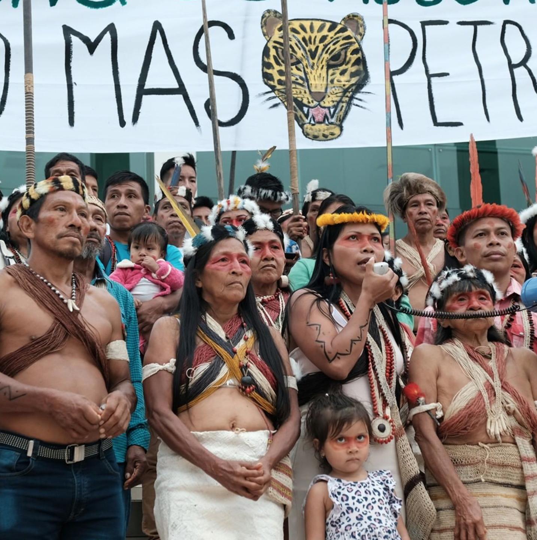 Những thổ dân Amazon vừa chặn được tập đoàn dầu mỏ khổng lồ đến phá rừng: Nguồn cảm hứng bảo vệ môi trường lan tỏa khắp Nam Mỹ - Ảnh 4.