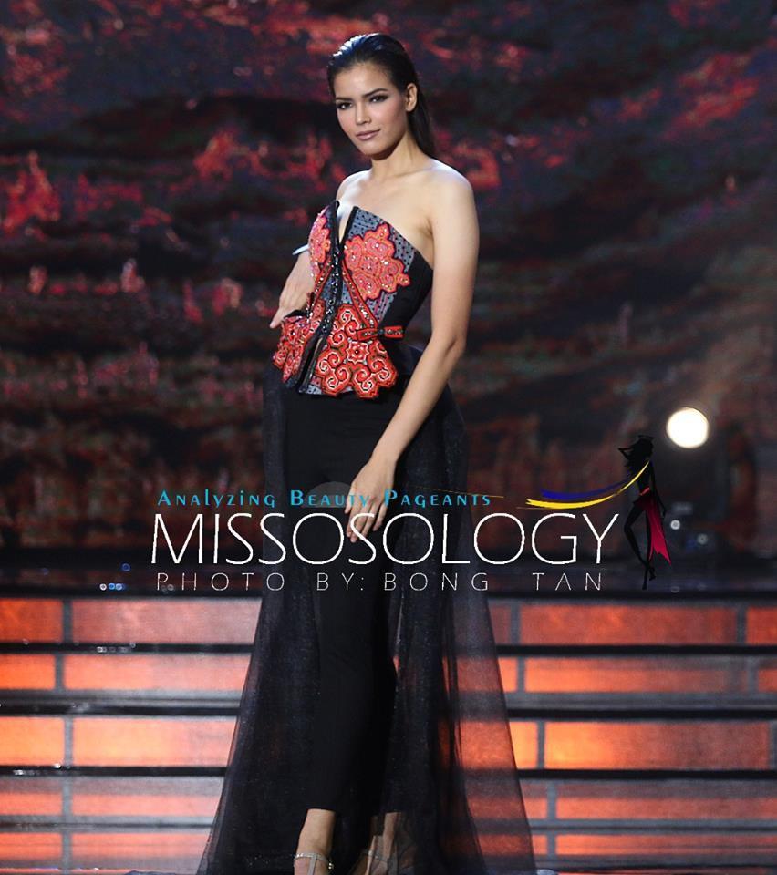 Mỹ nhân 25 tuổi vừa đăng quang Hoa hậu Hoàn vũ Thái: Con lai 2 dòng máu, lội ngược dòng ngoạn mục từ Á thành Hoa - Ảnh 9.