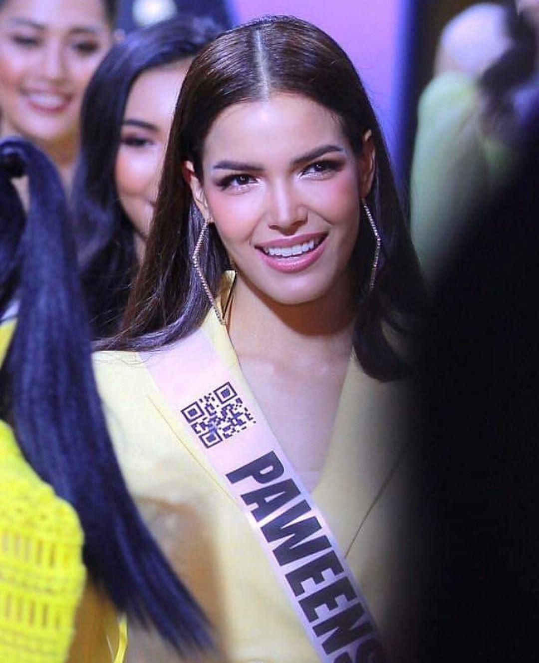 Mỹ nhân 25 tuổi vừa đăng quang Hoa hậu Hoàn vũ Thái: Con lai 2 dòng máu, lội ngược dòng ngoạn mục từ Á thành Hoa - Ảnh 11.