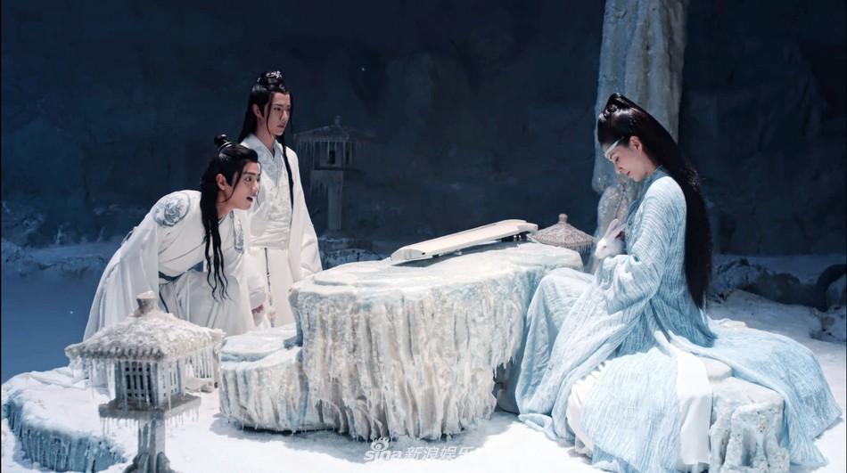 Lý Nhược Đồng hiện hình thần tiên trong Trần Tình Lệnh, ai nấy bồi hồi nhớ nàng Tiểu Long Nữ năm xưa - Ảnh 8.