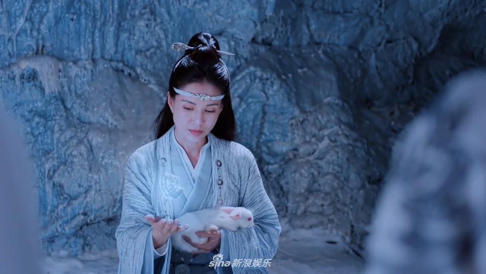 Lý Nhược Đồng hiện hình thần tiên trong Trần Tình Lệnh, ai nấy bồi hồi nhớ nàng Tiểu Long Nữ năm xưa - Ảnh 13.