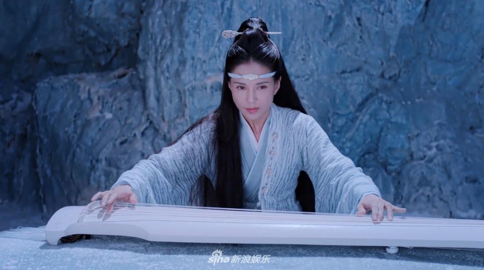 Lý Nhược Đồng hiện hình thần tiên trong Trần Tình Lệnh, ai nấy bồi hồi nhớ nàng Tiểu Long Nữ năm xưa - Ảnh 14.