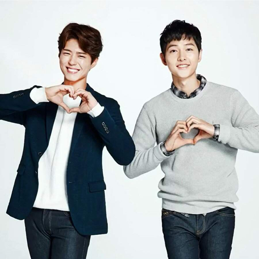[K-Star]: Park Bo Gum before getting rumored to be the cause of divorce Song-Song couple