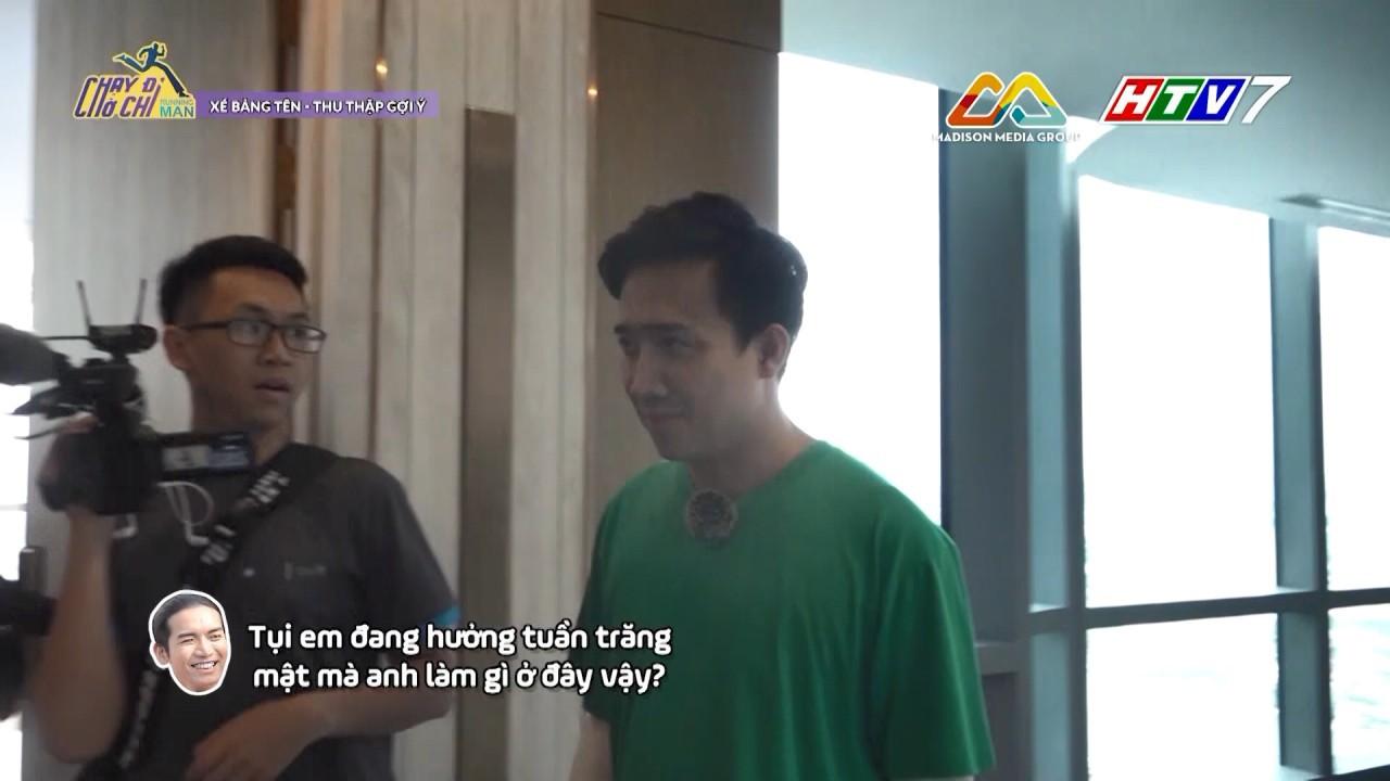 Running Man: Trấn Thành cười ngất khi nhặt được lông mi giả của Lan Ngọc - Ảnh 5.