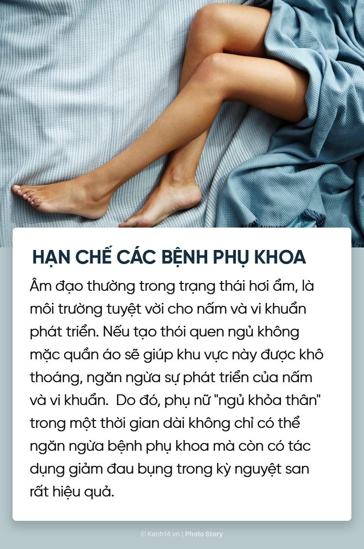 Ngủ khỏa thân và những lợi ích mà có thể bạn chưa biết - Ảnh 9.