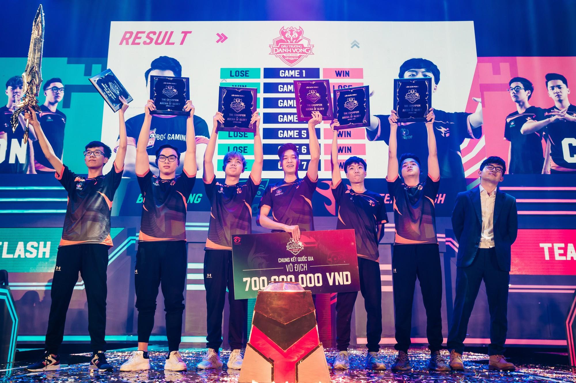 Giải đấu Liên Quân Mobile lớn nhất thế giới tổ chức tại Việt Nam chốt hạ ngày bốc thăm - Ảnh 2.