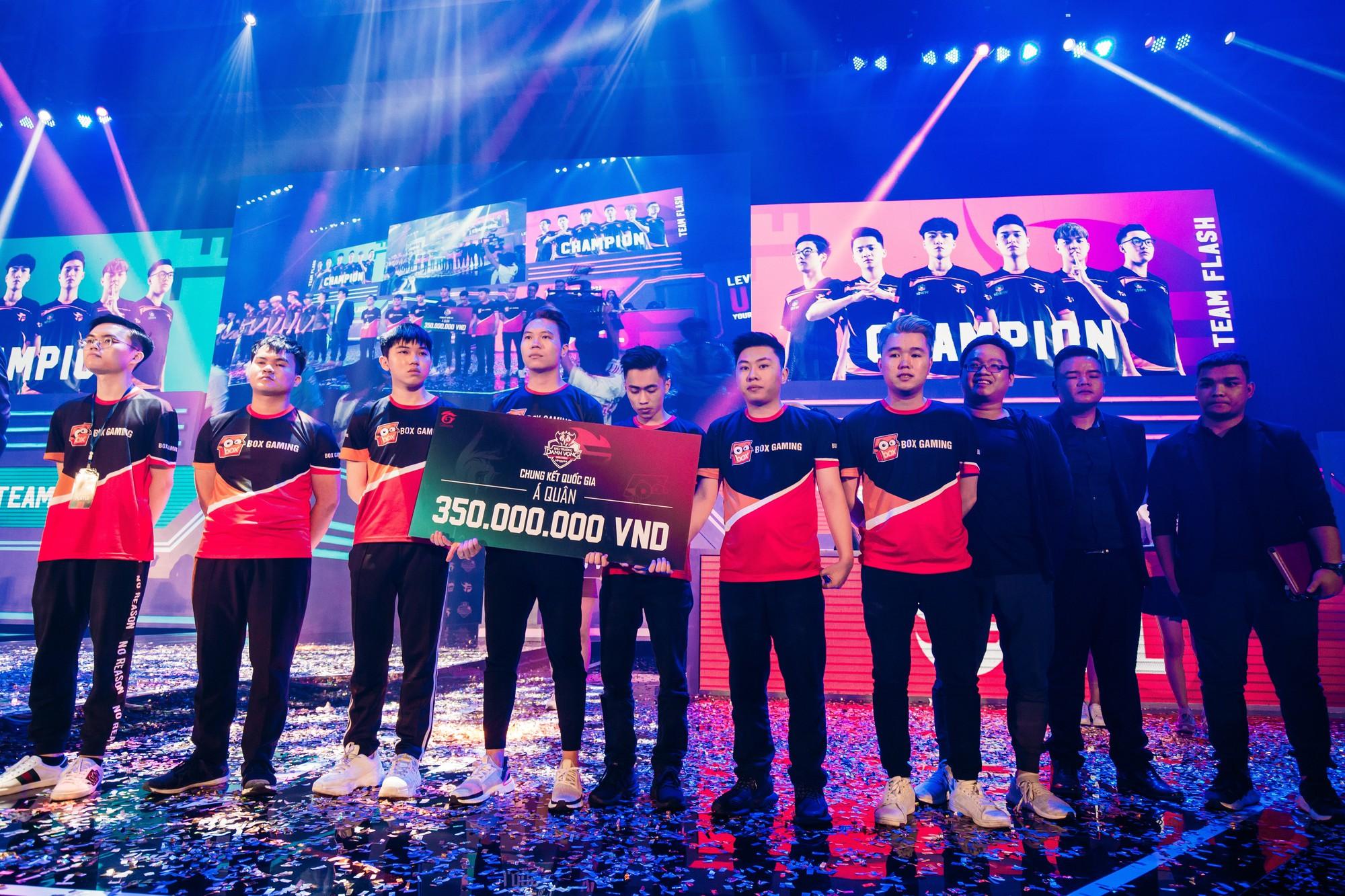 Giải đấu Liên Quân Mobile lớn nhất thế giới tổ chức tại Việt Nam chốt hạ ngày bốc thăm - Ảnh 3.