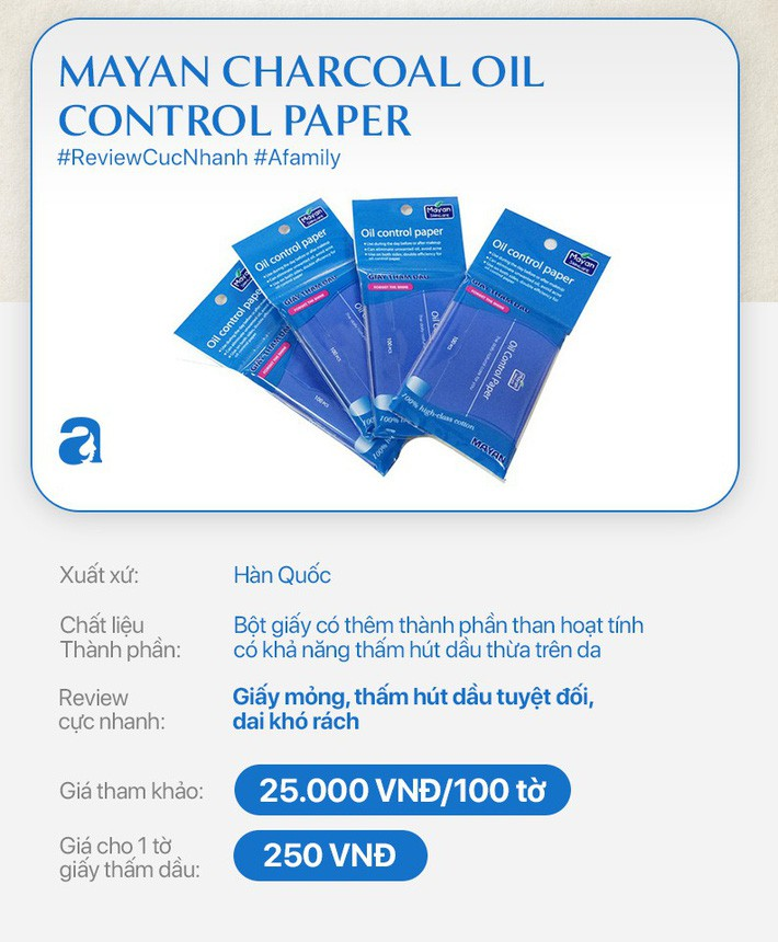Review cực nhanh 10 loại giấy thấm dầu: Có loại tưởng rẻ nhưng tính ra lại đắt - Ảnh 1.