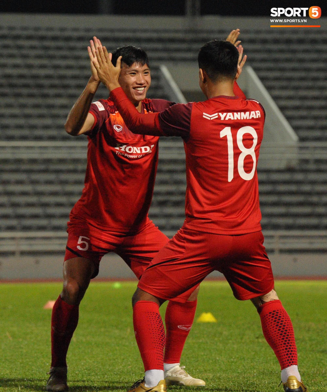 Xuân Trường táng Đức Huy không trượt phát nào trong buổi tập trước trận gặp Thái Lan - Ảnh 8.