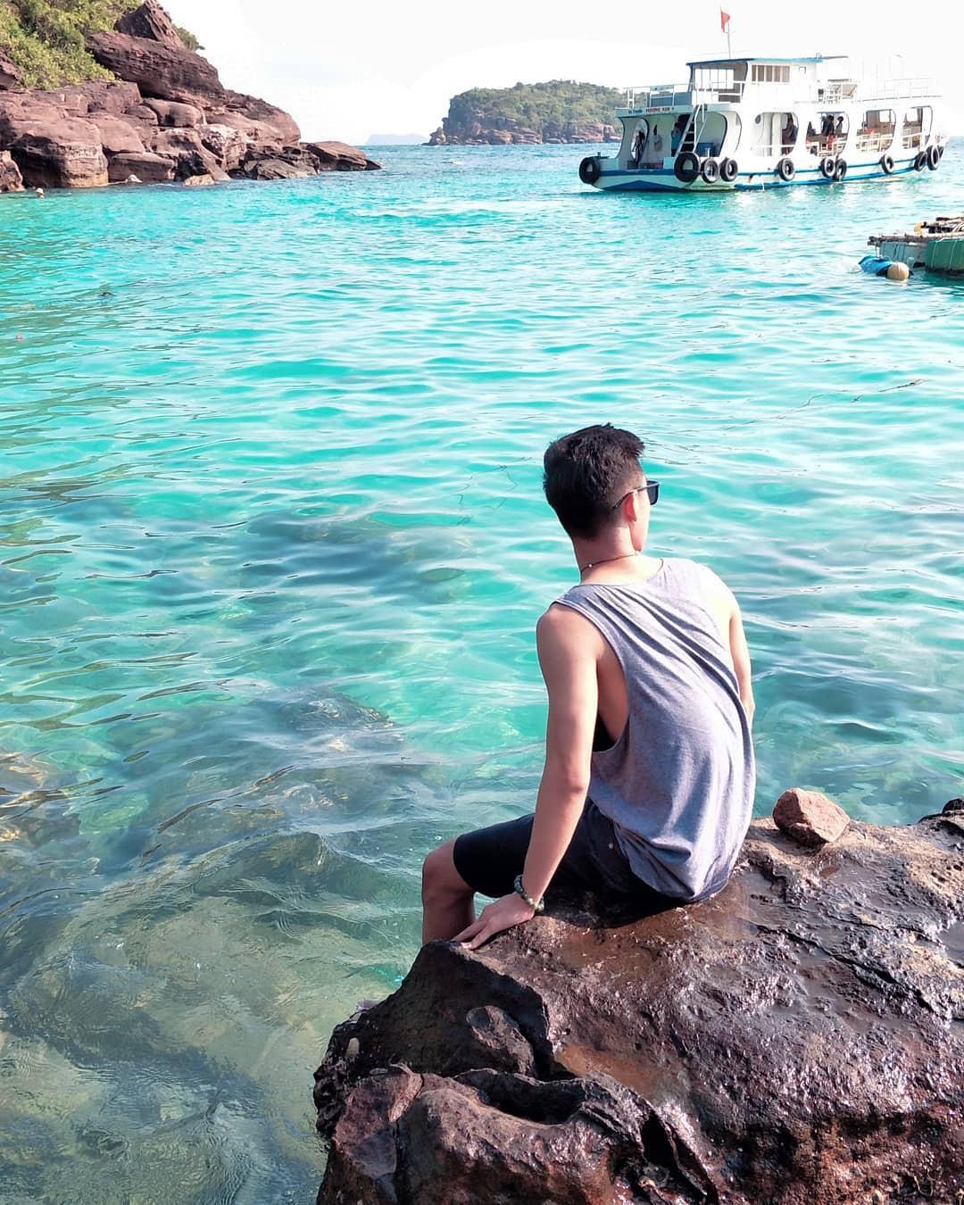 """Hòn Móng Tay ở Kiên Giang thay đổi chóng mặt sau vài năm, du khách tiếc nuối tự hỏi: """"Ốc đảo Robinson"""" nay còn đâu? - Ảnh 1."""