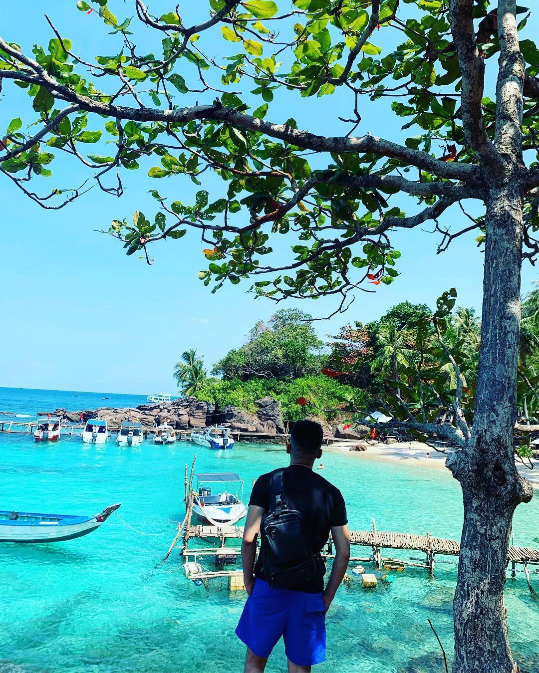 """Hòn Móng Tay ở Kiên Giang thay đổi chóng mặt sau vài năm, du khách tiếc nuối tự hỏi: """"Ốc đảo Robinson"""" nay còn đâu? - Ảnh 14."""