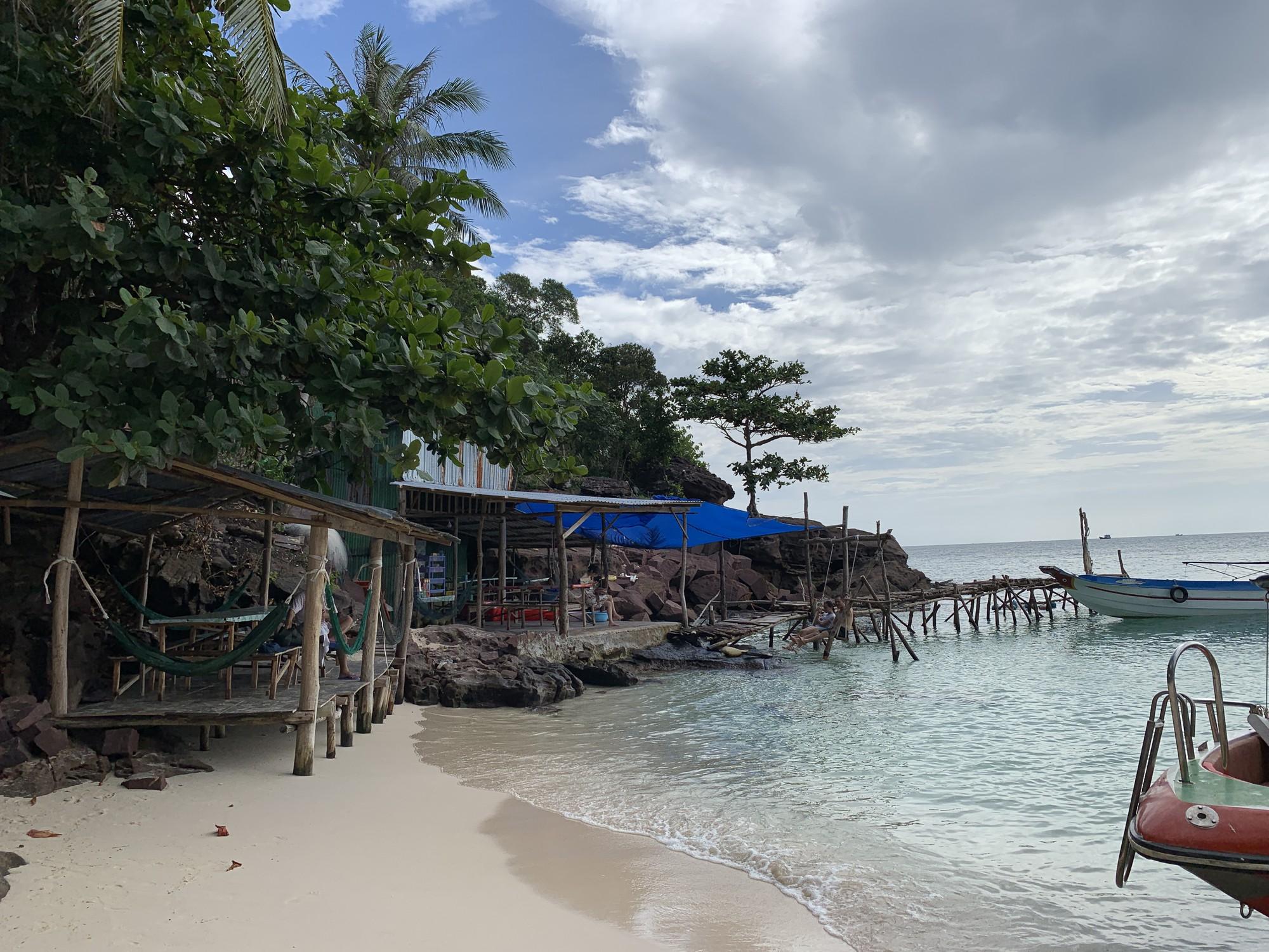 """Hòn Móng Tay ở Kiên Giang thay đổi chóng mặt sau vài năm, du khách tiếc nuối tự hỏi: """"Ốc đảo Robinson"""" nay còn đâu? - Ảnh 7."""