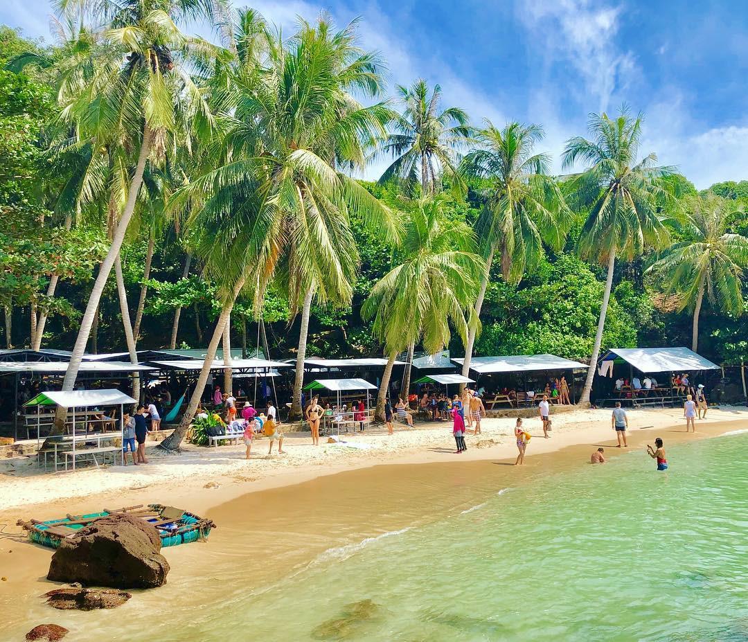 """Hòn Móng Tay ở Kiên Giang thay đổi chóng mặt sau vài năm, du khách tiếc nuối tự hỏi: """"Ốc đảo Robinson"""" nay còn đâu? - Ảnh 12."""