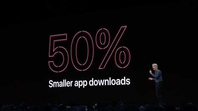 iOS 13 chính thức ra mắt: Có Dark Mode, mở app nhanh gấp đôi, bàn phím Swipe, hỗ trợ AirPods và Homepod tốt hơn - Ảnh 1.
