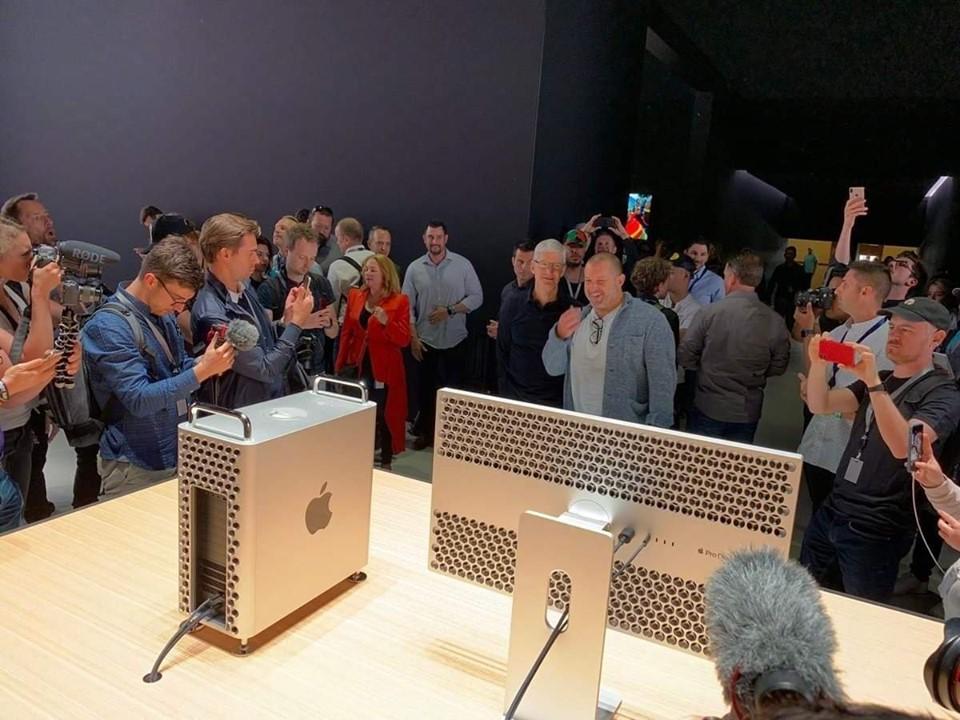 Sốc với mức giá Mac Pro 2019 vừa ra mắt: 1,1 tỷ cho bản cao cấp nhất và đầy đủ phụ kiện