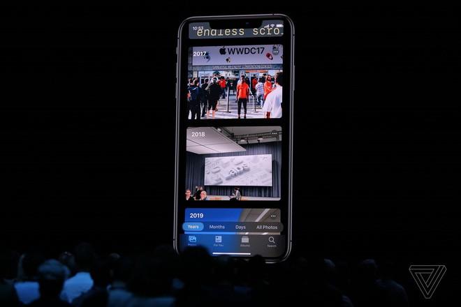 iOS 13 chính thức ra mắt: Có Dark Mode, mở app nhanh gấp đôi, bàn phím Swipe, hỗ trợ AirPods và Homepod tốt hơn - Ảnh 16.