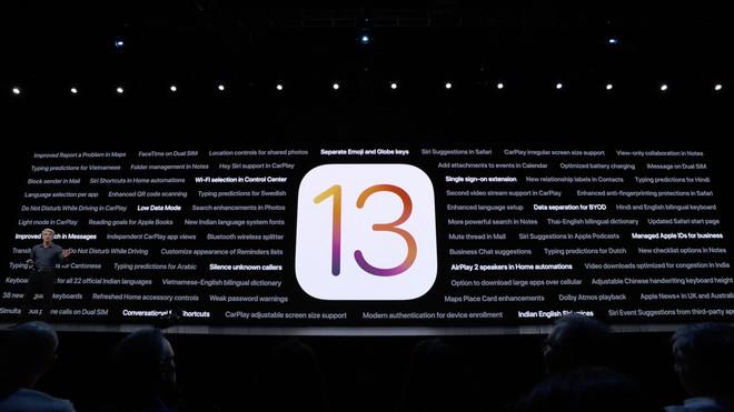 iOS 13 chính thức ra mắt: Có Dark Mode, mở app nhanh gấp đôi, bàn phím Swipe, hỗ trợ AirPods và Homepod tốt hơn - Ảnh 23.