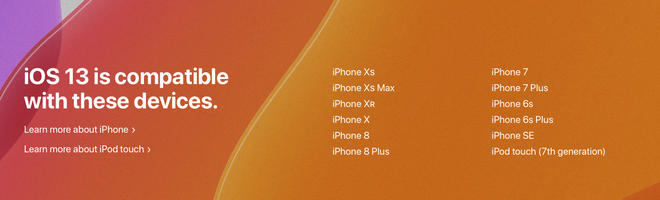 iOS 13 chính thức ra mắt: Có Dark Mode, mở app nhanh gấp đôi, bàn phím Swipe, hỗ trợ AirPods và Homepod tốt hơn - Ảnh 24.