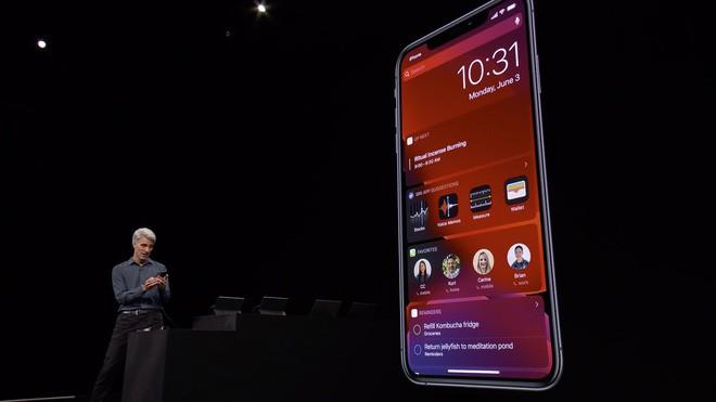 iOS 13 chính thức ra mắt: Có Dark Mode, mở app nhanh gấp đôi, bàn phím Swipe, hỗ trợ AirPods và Homepod tốt hơn - Ảnh 4.