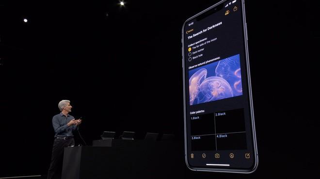 iOS 13 chính thức ra mắt: Có Dark Mode, mở app nhanh gấp đôi, bàn phím Swipe, hỗ trợ AirPods và Homepod tốt hơn - Ảnh 6.