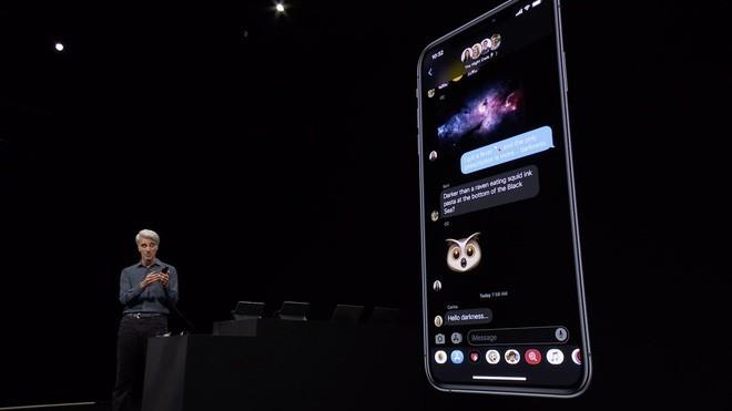 iOS 13 chính thức ra mắt: Có Dark Mode, mở app nhanh gấp đôi, bàn phím Swipe, hỗ trợ AirPods và Homepod tốt hơn - Ảnh 7.