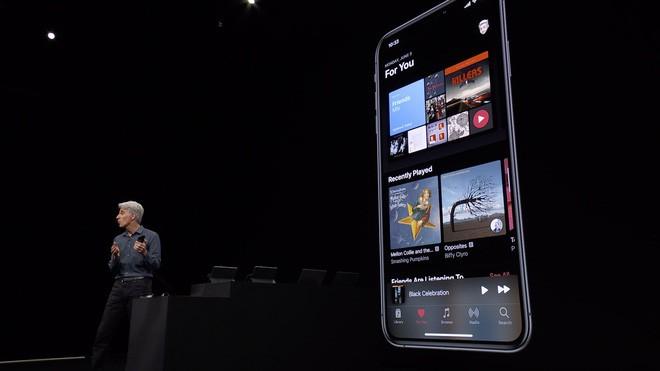 iOS 13 chính thức ra mắt: Có Dark Mode, mở app nhanh gấp đôi, bàn phím Swipe, hỗ trợ AirPods và Homepod tốt hơn - Ảnh 10.