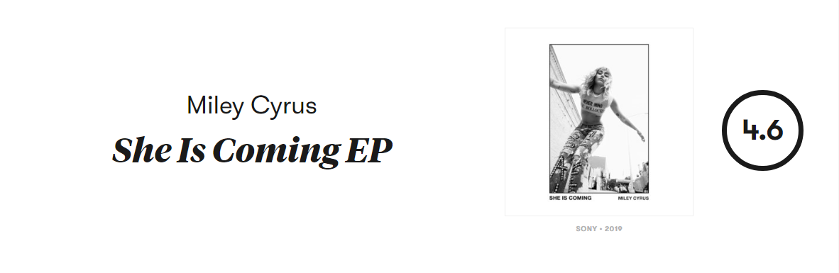 Album mới nhất của Miley Cyrus bị Pitchfork phán xử: thua cả BTS lẫn BlackPink! - Ảnh 1.