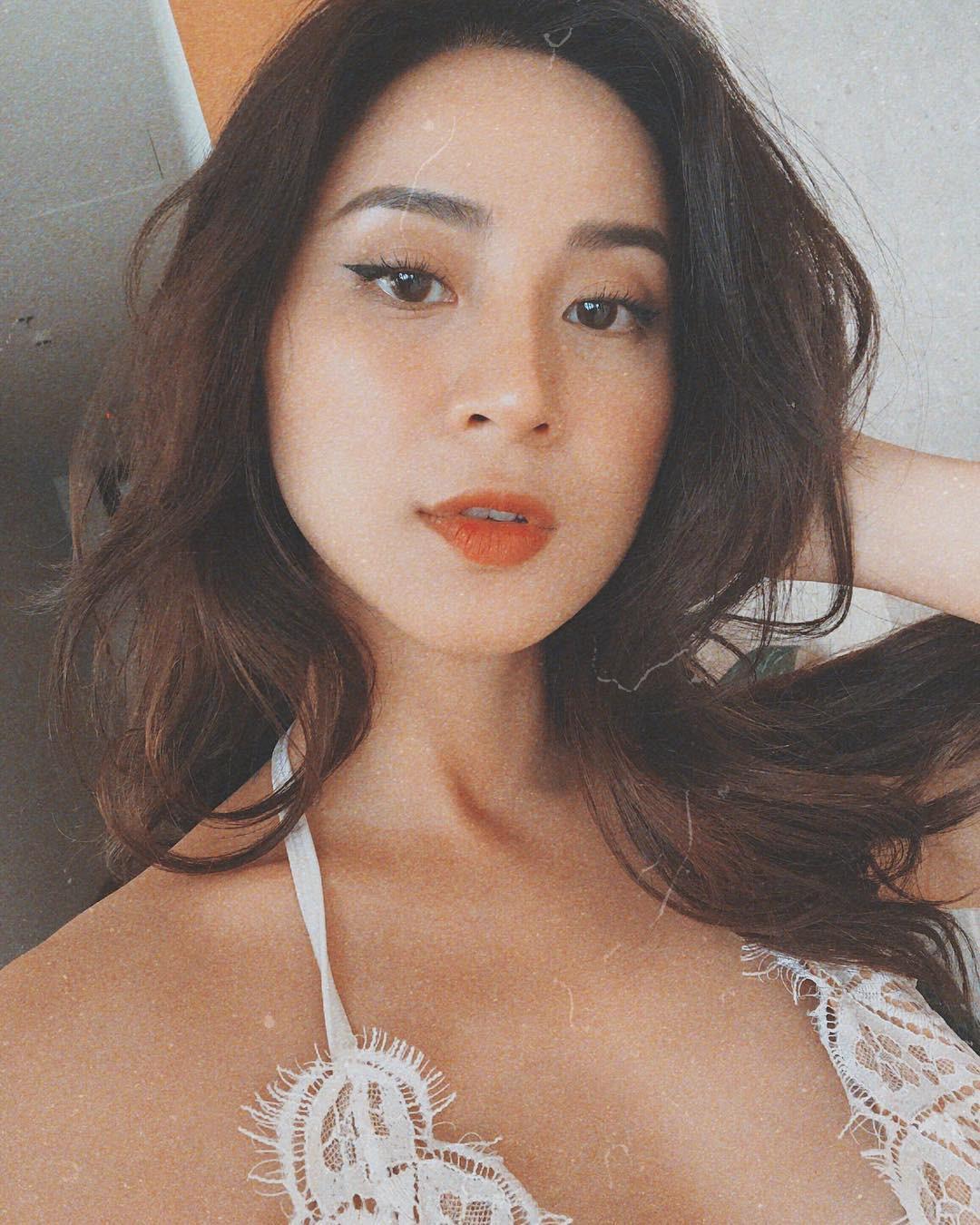 Đến hot girl như Miss Audition Ngọc Anh cũng gặp phải rắc rối với câu cắt tóc y hình - Ảnh 1.