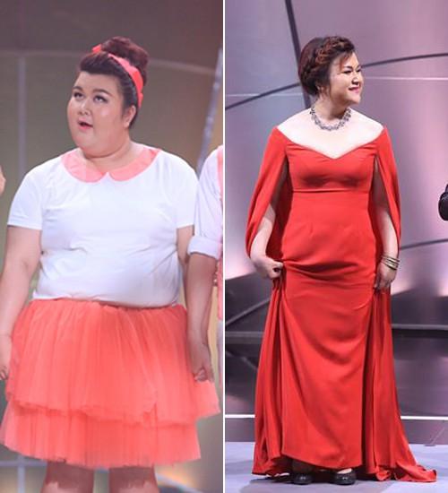 Liễu của Về nhà đi con từng là ngôi sao truyền hình thực tế khi giảm 40 kg trong 3 tháng! - Ảnh 9.