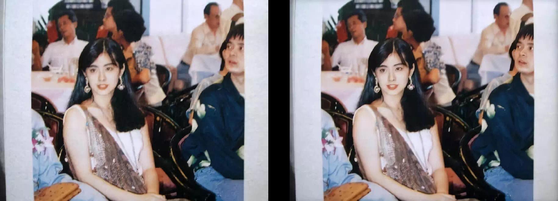 Ngọc nữ Hồng Kông năm 90 tái hiện thần sầu qua ảnh: Hơn 2 thập kỷ vẫn nét căng như vừa chụp? - Ảnh 2.