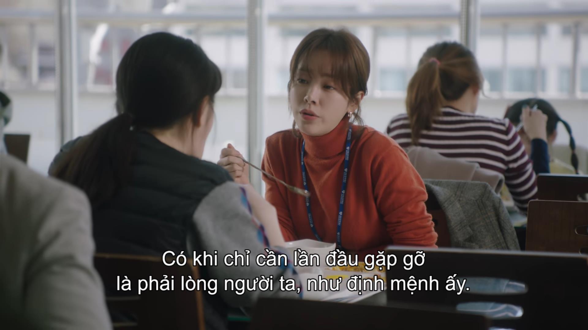 1001 câu thoại nhói lòng trong Đêm Xuân của Jung Hae In: Em ghét hôn nhân hay là ghét anh? - Ảnh 1.
