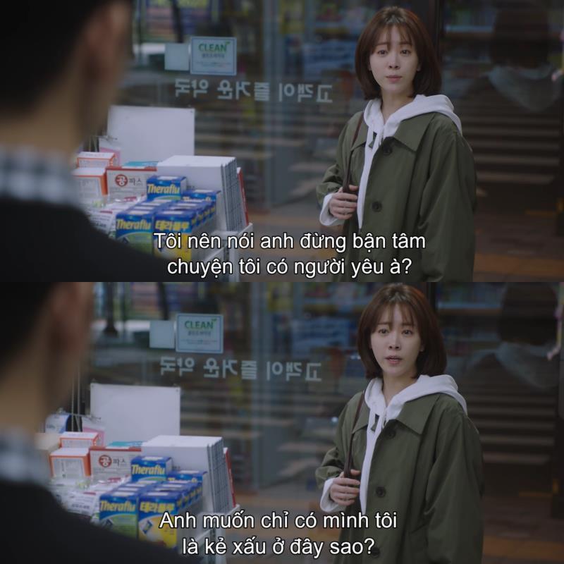 1001 câu thoại nhói lòng trong Đêm Xuân của Jung Hae In: Em ghét hôn nhân hay là ghét anh? - Ảnh 11.
