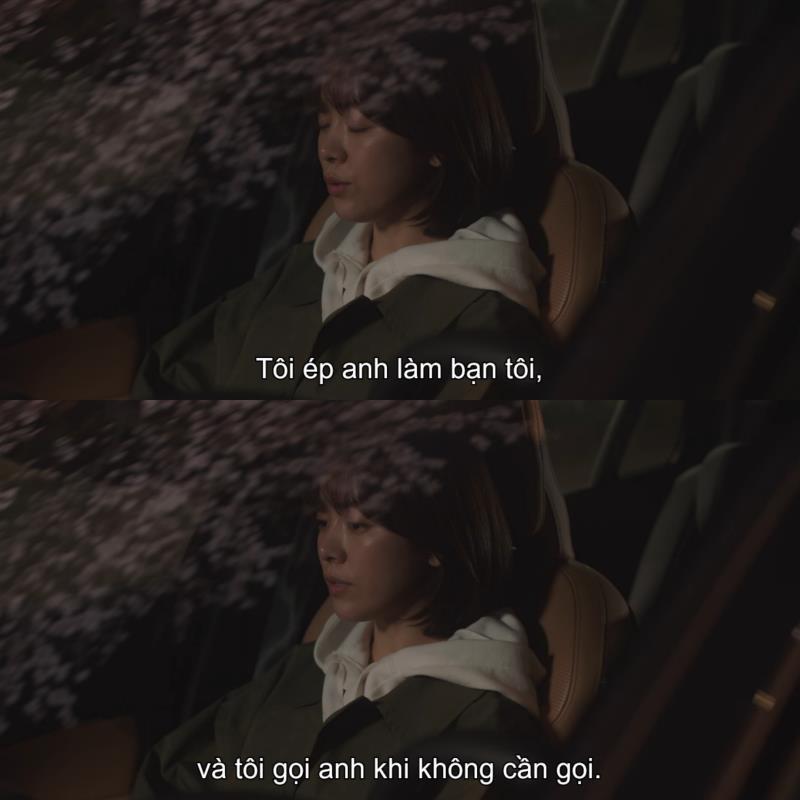 1001 câu thoại nhói lòng trong Đêm Xuân của Jung Hae In: Em ghét hôn nhân hay là ghét anh? - Ảnh 12.