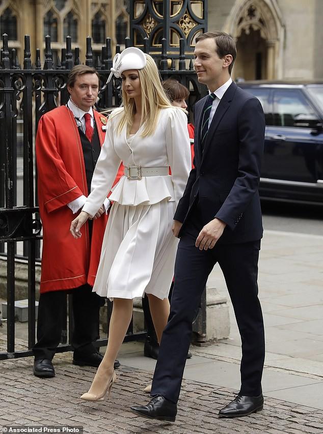 Lấn át cả công nương Kate và xa xỉ không thua mẹ kế, ái nữ nhà Trump khiến dân tình hết lời khen ngợi trước gu thời trang tinh tế - Ảnh 3.