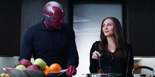 Scarlet Witch sẽ xé tan thực tại trong series riêng của mình - Ảnh 7.