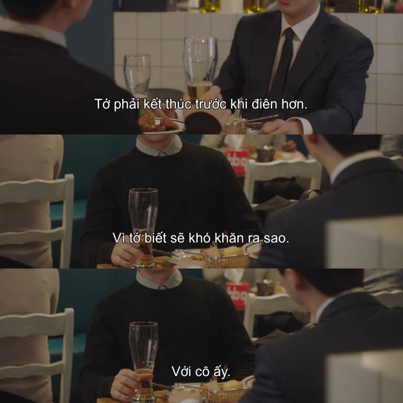 1001 câu thoại nhói lòng trong Đêm Xuân của Jung Hae In: Em ghét hôn nhân hay là ghét anh? - Ảnh 8.