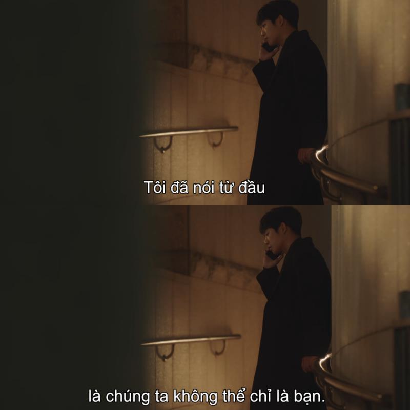 1001 câu thoại nhói lòng trong Đêm Xuân của Jung Hae In: Em ghét hôn nhân hay là ghét anh? - Ảnh 9.