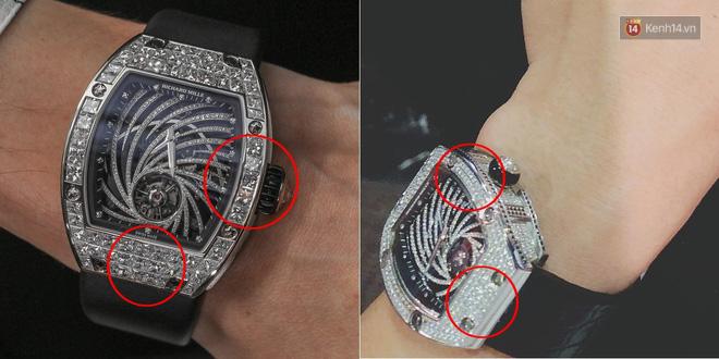 Dân tình đê mê vì anh Vũ Về Nhà Đi Con đã đẹp trai còn đeo đồng hồ hơn 20 tỷ, nhưng soi kĩ lại thì hình như là... đồ fake - Ảnh 5.