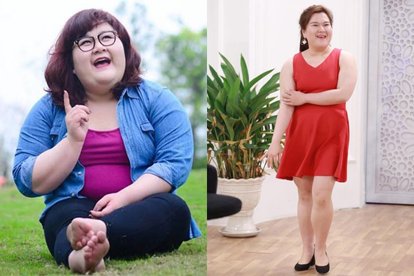 Liễu của Về nhà đi con từng là ngôi sao truyền hình thực tế khi giảm 40 kg trong 3 tháng! - Ảnh 10.