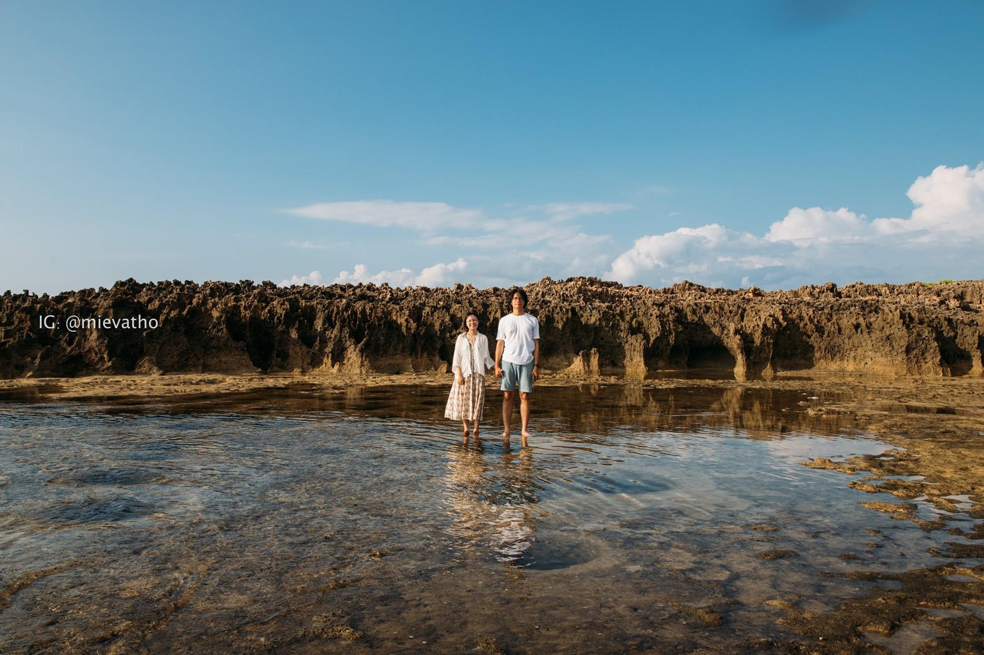 Bộ ảnh du lịch Ninh Thuận của cặp đôi đến từ Hà Nội khiến dân tình thích thú: Mới nhìn thôi đã thấy chill phết! - Ảnh 3.
