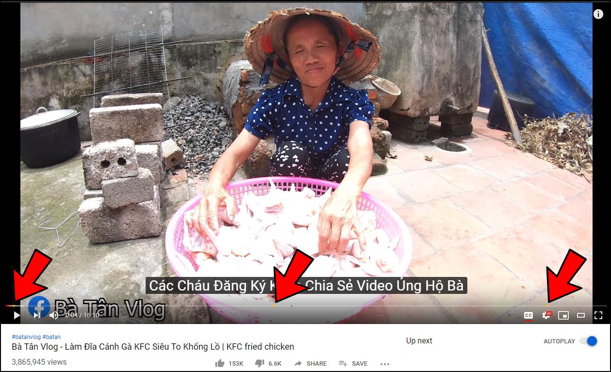 Bà Tân Vlog đã được bật kiếm tiền YouTube, chính thức được chèn quảng cáo trong video - Ảnh 2.