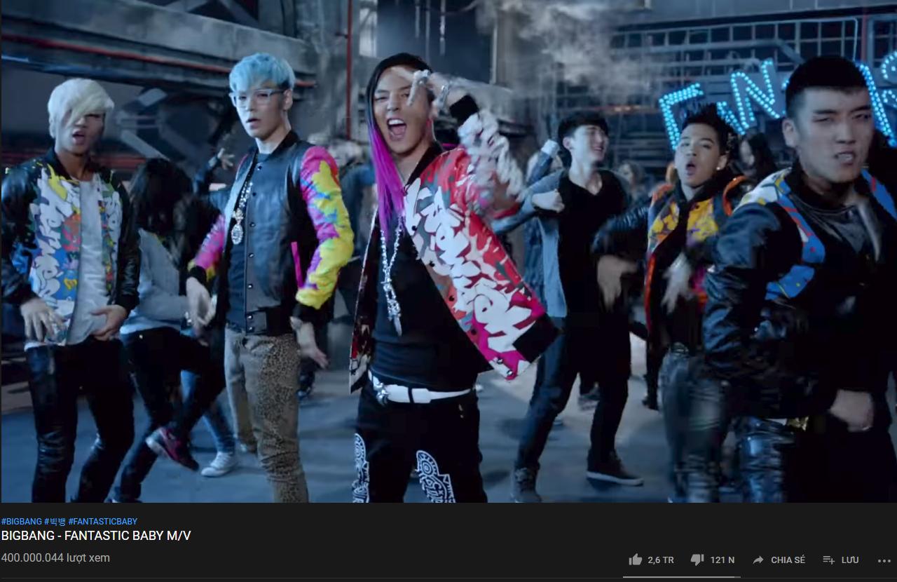Đẳng cấp của BIGBANG: Nhóm nhạc thế hệ 2 duy nhất có thể đọ với BLACKPINK, BTS và TWICE mảng này - Ảnh 1.