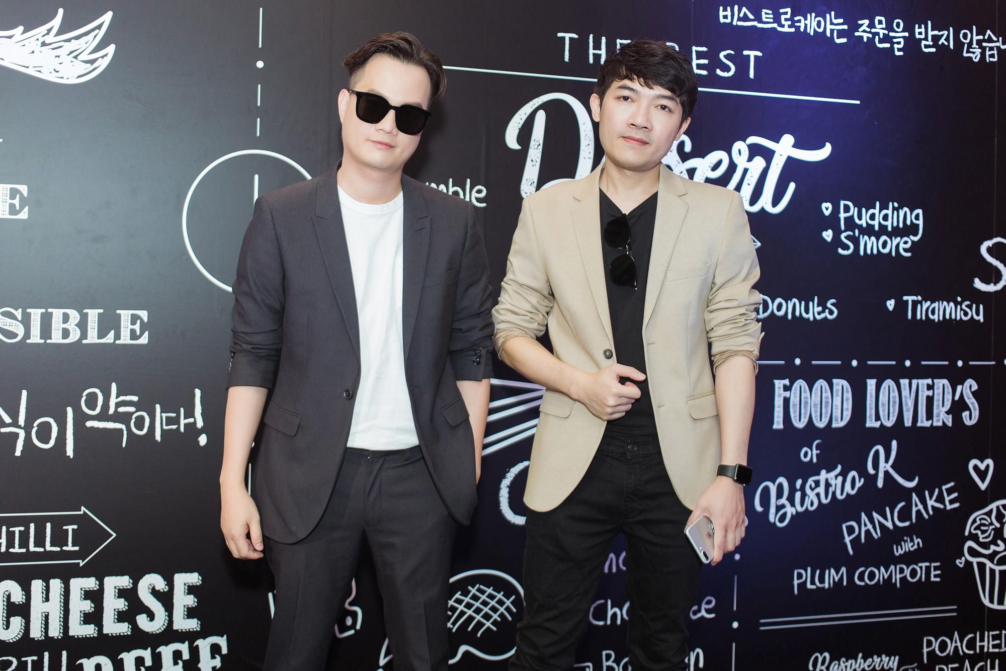 Hari Won, Lan Ngọc, Diễm My 9X... đọ sắc trong buổi ra mắt show thực tế kết hợp Hàn Quốc - Ảnh 1.