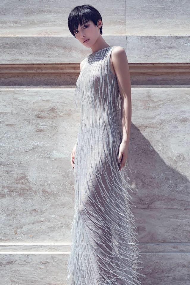 Cùng 1 chiếc đầm: Jun Vũ sở hữu nhan sắc nữ thần nhưng đỉnh cao tinh tế lại là Khánh Linh - Ảnh 3.