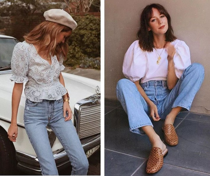 Sơmi + jeans: Những cách mix&match giúp nàng 30 cân hết thảy mọi phong cách trên đời - Ảnh 1.