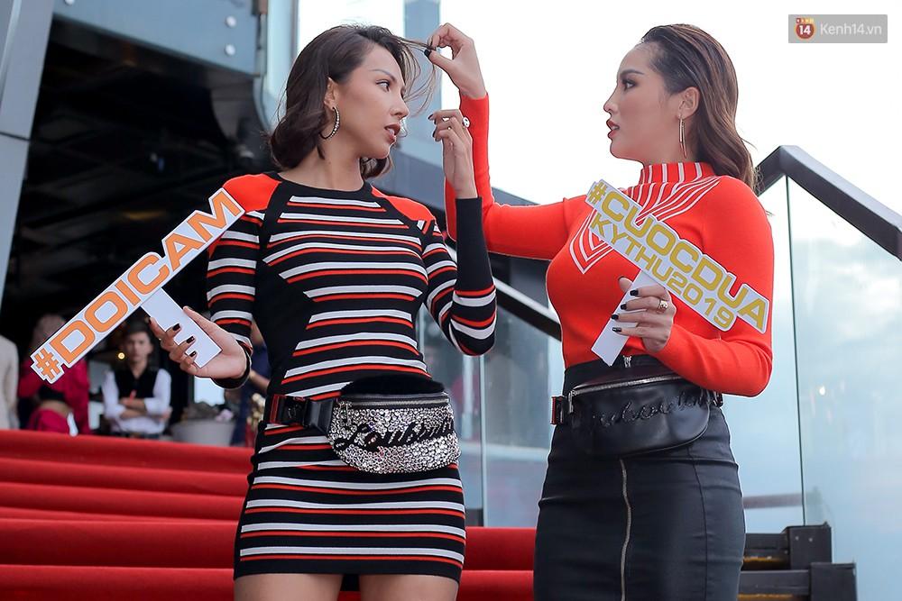 Họp báo Cuộc đua kỳ thú 2019: HHen Niê sẽ lộ tính xấu, Kỳ Duyên chia sẻ có lúc nghĩ đã banh team - Ảnh 5.