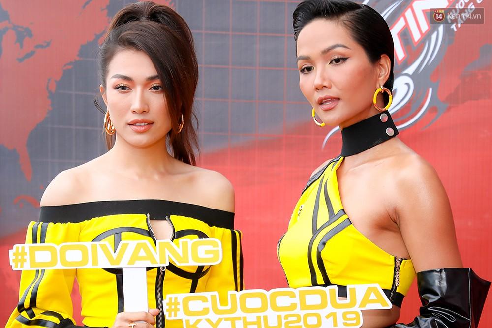Họp báo Cuộc đua kỳ thú 2019: HHen Niê sẽ lộ tính xấu, Kỳ Duyên chia sẻ có lúc nghĩ đã banh team - Ảnh 4.
