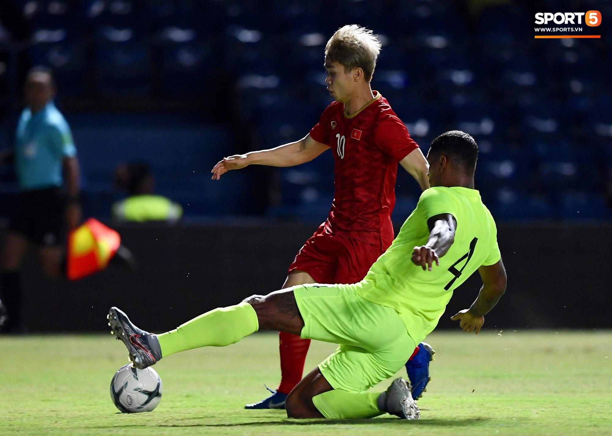 Hòa nghẹt thở đội từng dự World Cup bằng kết quả giống với Việt Nam, Curacao lập nên thành tích chưa từng có trong lịch sử - Ảnh 3.