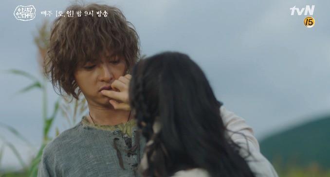 Song Joong Ki liều mình chui vào hang cọp cứu crush trong tập 3 Niên Sử Kí Arthdal - Ảnh 15.