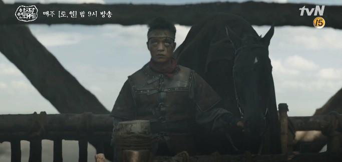 Song Joong Ki liều mình chui vào hang cọp cứu crush trong tập 3 Niên Sử Kí Arthdal - Ảnh 8.